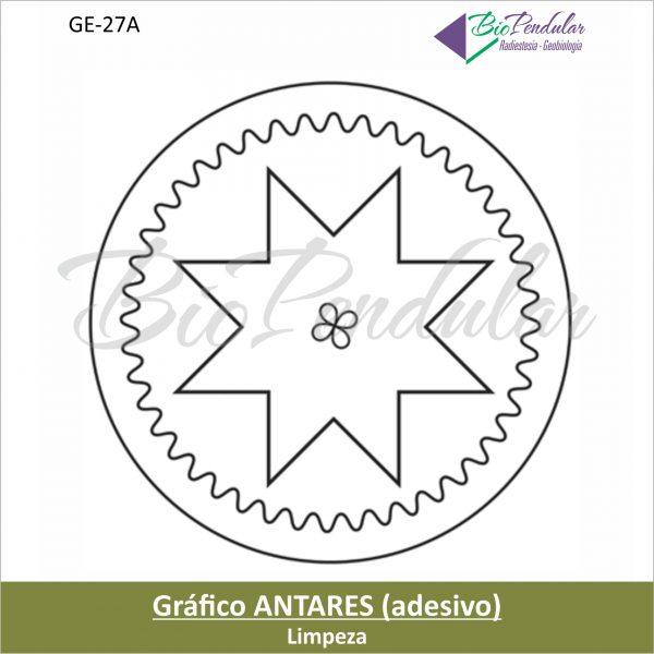 GE-27A - Gráfico ANTARES (adesivo)