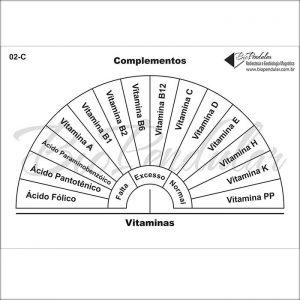 Complementos - Vitaminas