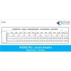 Biômetro de Bóvis simplificado