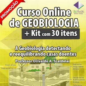 Curso Online de Geobiologia + Material de Uso