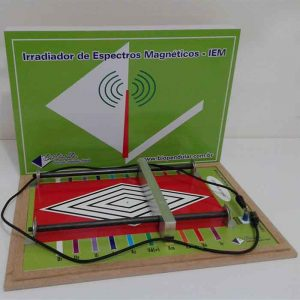 Irradiador de Espectros Magnéticos - IEM