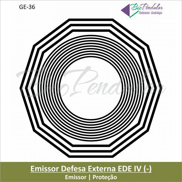 GE-36 - Emissor Defesa Externa EDE
