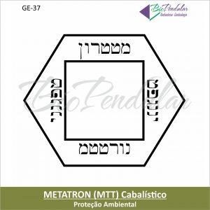 GE-37 - Metatron Cabalístico