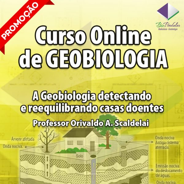 Curso Online de Geobiologia